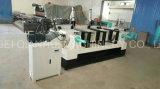 長いコアベニヤのための新型9FT Spindlelessのベニヤの皮機械