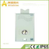 新しい生命Po4電池が付いている1つの太陽街灯の15W穂軸すべて
