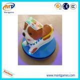幸せな動物Mimi車動物車の電気移動漫画動物