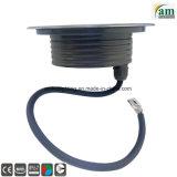 100-240VAC 18watt 스테인리스 LED 지하 빛