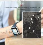 Het hete Mobiel Verkopen/het Slimme Horloge van de Pols Bluetooth met TFT Touch-Screen Q7
