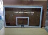 Alto estándar ADP claro tablero de baloncesto de cristal templado