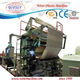 PLATTE-Strangpresßling-Maschine Belüftung-WPC Marmor