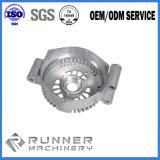 Carcaça personalizada OEM do ferro de fundição da fundição de aço com processo da carcaça