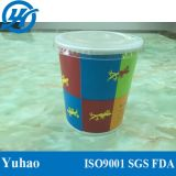 6 oz Ice Cream Paper Cup / Custom Printing Ice Cream Bowl