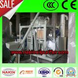 Aceite de motor inútil de calidad superior que recicla, máquina del purificador de aceite