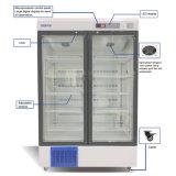 Biobase certifiées Ce réfrigérateur médical à double porte