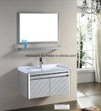 Module de salle de bains moderne d'acier inoxydable