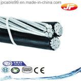 IEC60502 기준을%s 가진 공중 묶인 케이블