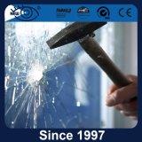 film en verre de guichet de garantie de protection de la construction 7mil