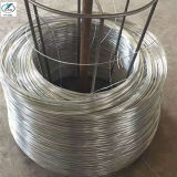 0.6mmから4.0mmの低炭素の電流を通された鉄の結合ワイヤー