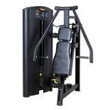 Ginásio Formador Tórax Sentado Pressione a máquina