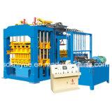 Qt12-15 Automatique Machine de moulage par bloc de ciment Le ciment machine à briques