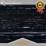 Porcellana Polished rustica/mattonelle di pavimento di marmo nere bianche di ceramica 600X600 dei materiali da costruzione