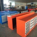 Металлический ящик для инструмента кабинета Workbench для гаража и практикум (MW01-3)