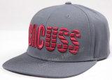 昇進の急な回復の方法スポーツの平らなバイザーの帽子