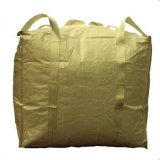 Yellow Color PP Super Sack pour Emballage Sulfate d'Ammonium