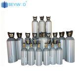 Bouteille de CO2 en aluminium pour distributeur de la Bière et boissons l'utilisation