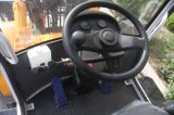 C6000 de Hydraulische Vorkheftruck van het Terrein van de Controle met 4WD