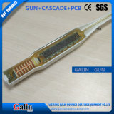 Revestimiento de polvo electrostático Labratory/spray/Pistola de pintura en cascada de piezas de repuesto para su reemplazo