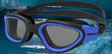 Het volwassen Professionele Aangepaste Silicone zwemt Beschermende brillen met AntiMist (cf.-7204)
