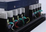 400A ATS Dz47 MCCB MCB RCCB를 위한 이중 운전사 전력 공급 자동적인 이동 엇바꾸기 장비