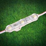 LED SMD exterior 12V assinar a retroiluminação do módulo de cor branco brilhante