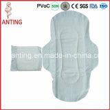 O algodão orgânico absorventes higiênicos, sanitário guardanapo, preços de fábrica Lady guardanapo