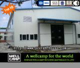 普及した強い鉄骨構造の倉庫の鋼鉄研修会