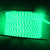 220V tira flexible de LED LED SMD 5050 Cuerda
