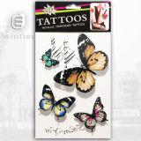 2015新しい3D Design Temporary Flash Tattoo Sticker
