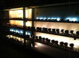 100-240VAC 18watt Tiefbaulicht des Edelstahl-LED