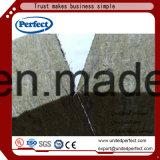 Scheda delle lane di roccia di alta qualità 50kg/M3 con il basalto di 80%
