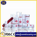 Leere Haustier-Luxuxflasche für kosmetisches Produkt