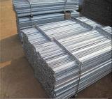 호주 까만 가연 광물 1.65m, 1.8m 별 말뚝 또는 강철 검술 Y 포스트