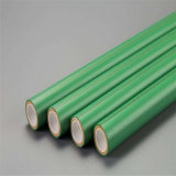 Heiße Verkäufe passte preiswerte Norm-Qualität farbiges PPR Rohr des Größen-großen Durchmesser-an