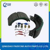 Chaussure de frein à disque de pièces d'auto de camion de qualité