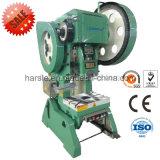 Máquina de perfuração da série J23, imprensa de potência do metal de folha elétrica, máquina de perfuração da imprensa do aço inoxidável