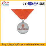 高品質のリボンが付いているカスタム名誉賞メダル