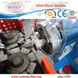 Machine électrique ondulée flexible d'extrusion de boyau de pipe de conduit de PA de PVC de PE de pp