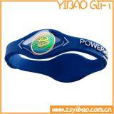 Slanke Armbanden van het Silicone van de goede Kwaliteit de Milieuvriendelijke voor PromotiePunten (yB-w-024)