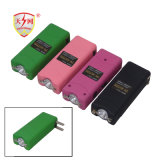 Mini Stun Guns LED Flashlight Rechargeable Alternative a Taser