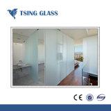 Считыватель отпечатков пальцев свободной Acide Etche стекло / матовое стекло / из прозрачного стекла / Sandblasted стекла