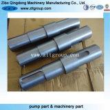 Roestvrij staal CNC die OEM die van Delen machinaal bewerken Delen machinaal bewerken