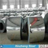 Chapa de aço galvanizada mergulhada quente de material de telhadura nas bobinas