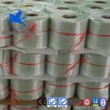 ガラス繊維によって編まれる粗紡またはガラス繊維ファブリック布
