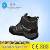 Непосредственно на заводе хорошие цены повседневный скалолазание PU единственной стали ноги водонепроницаемый чехол из натуральной кожи промышленности рабочая обувь