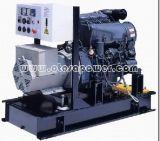 Deuz refroidi par air 15kVA Groupe électrogène Diesel automatique / Groupe électrogène Diesel