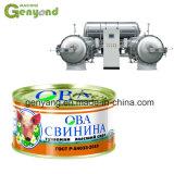 缶詰食品のための殺菌の鍋