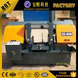 전기 유압 금속 절단기 Sawing 악대 Sawing 기계
